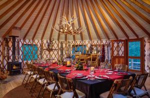 Warm up Your Winter Adventure in These 10 Glamorous Yurts