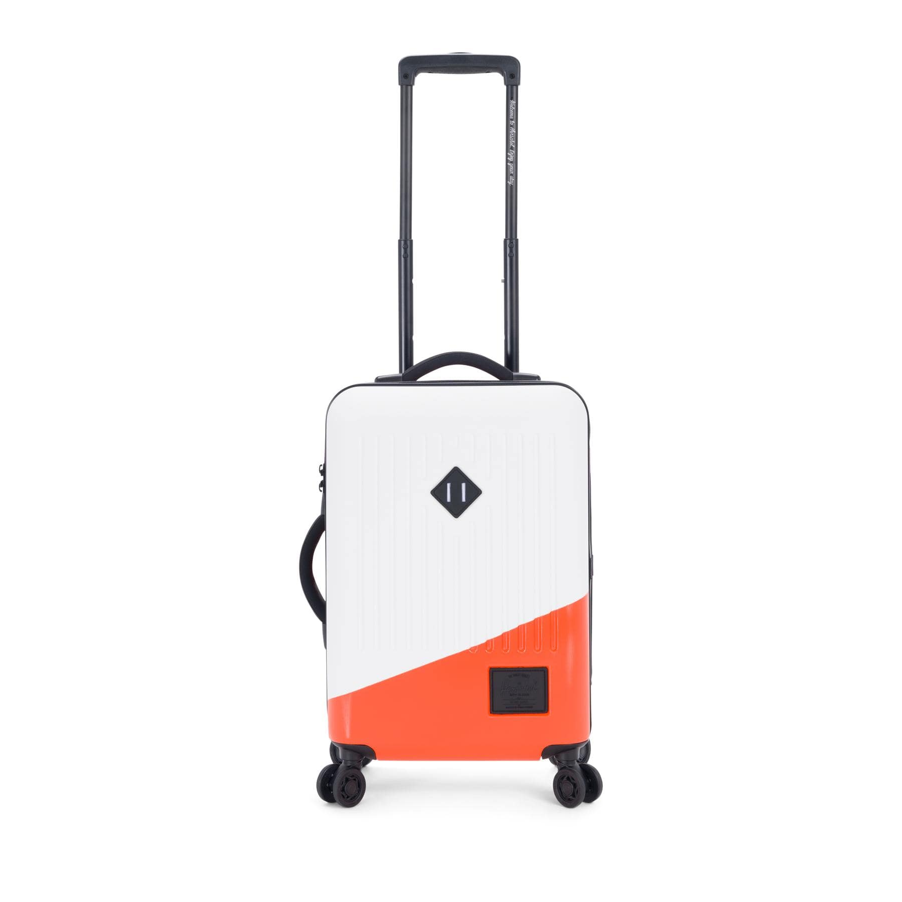 9c15d25482 Travel Expert Luggage Reviews  Herschel s Trade Luggage Power Carry-On