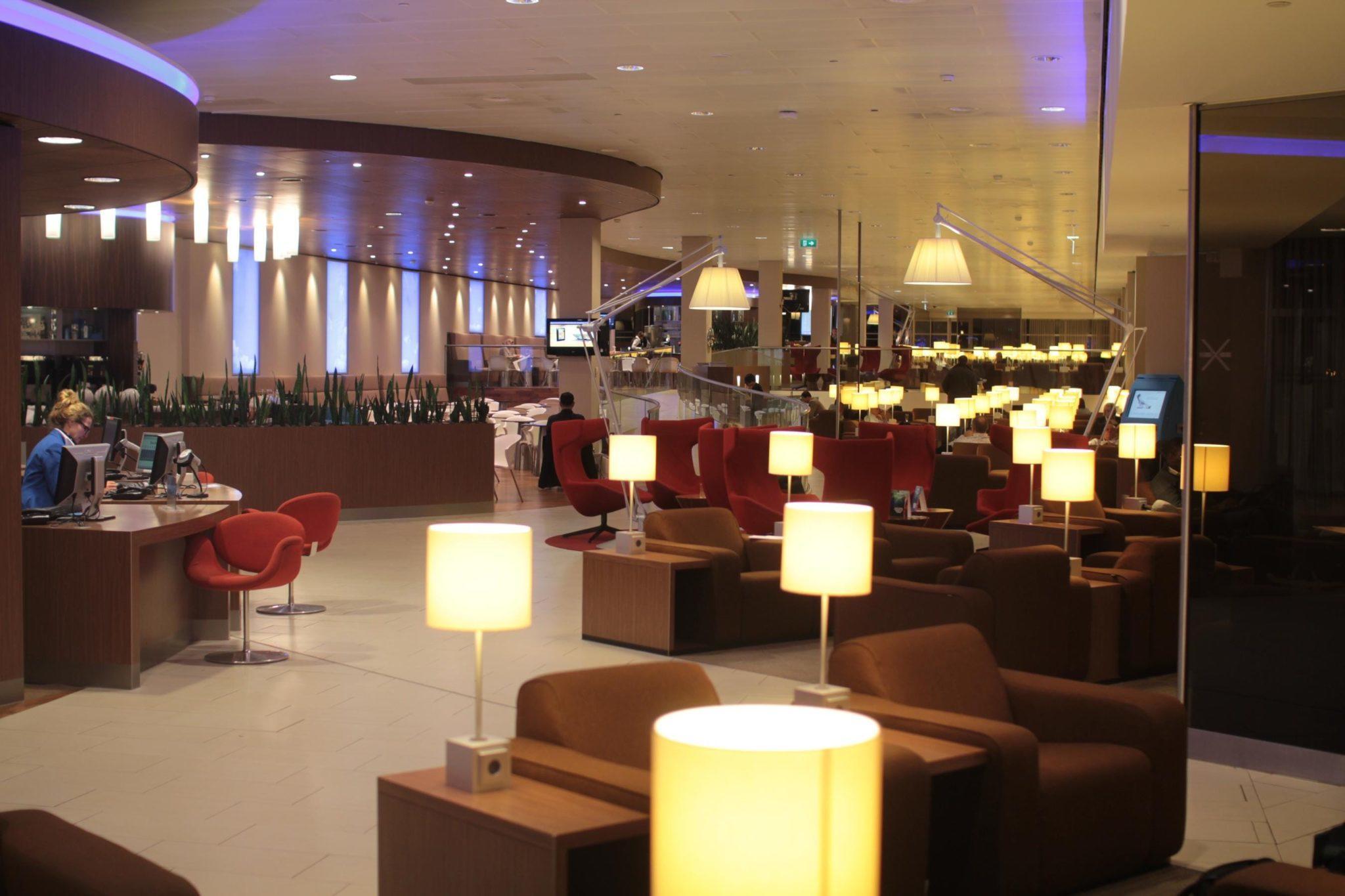 Schipol Lounge
