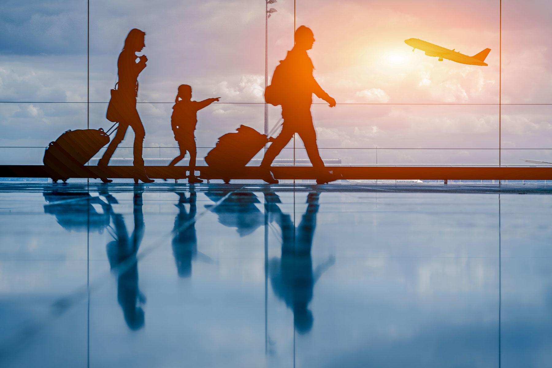 tips travel anak kecil