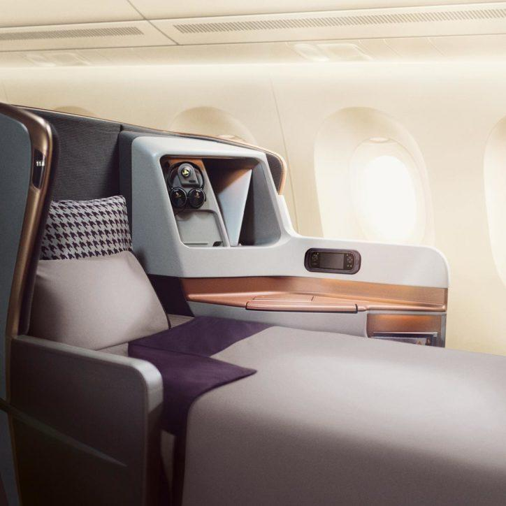 Review: Singapore Airlines From Newark to Singapore, the ...