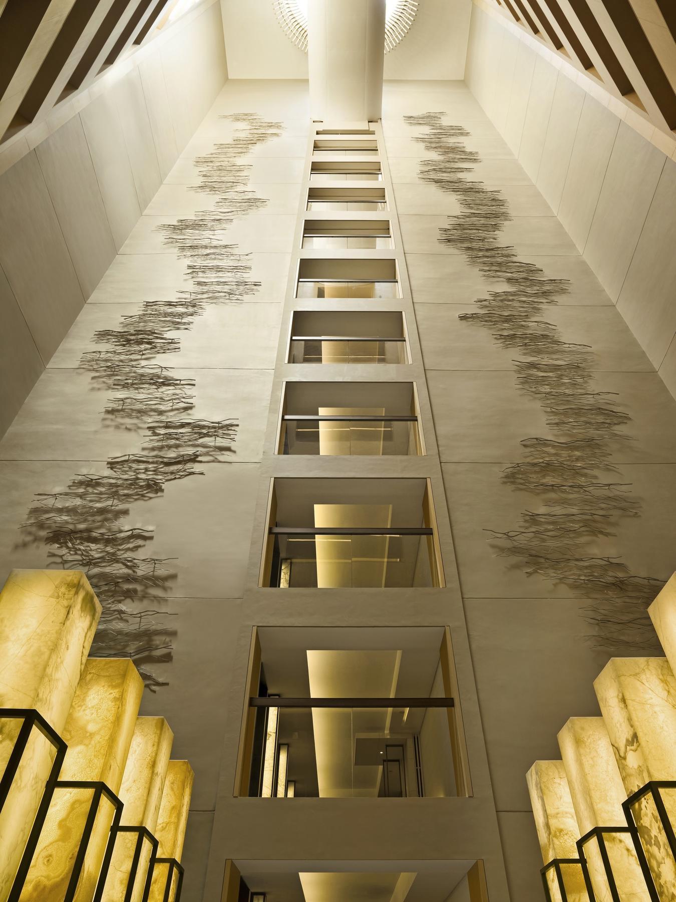 The Upper House_Level 38 Atrium_Rise_Hiroshiwata Sawada