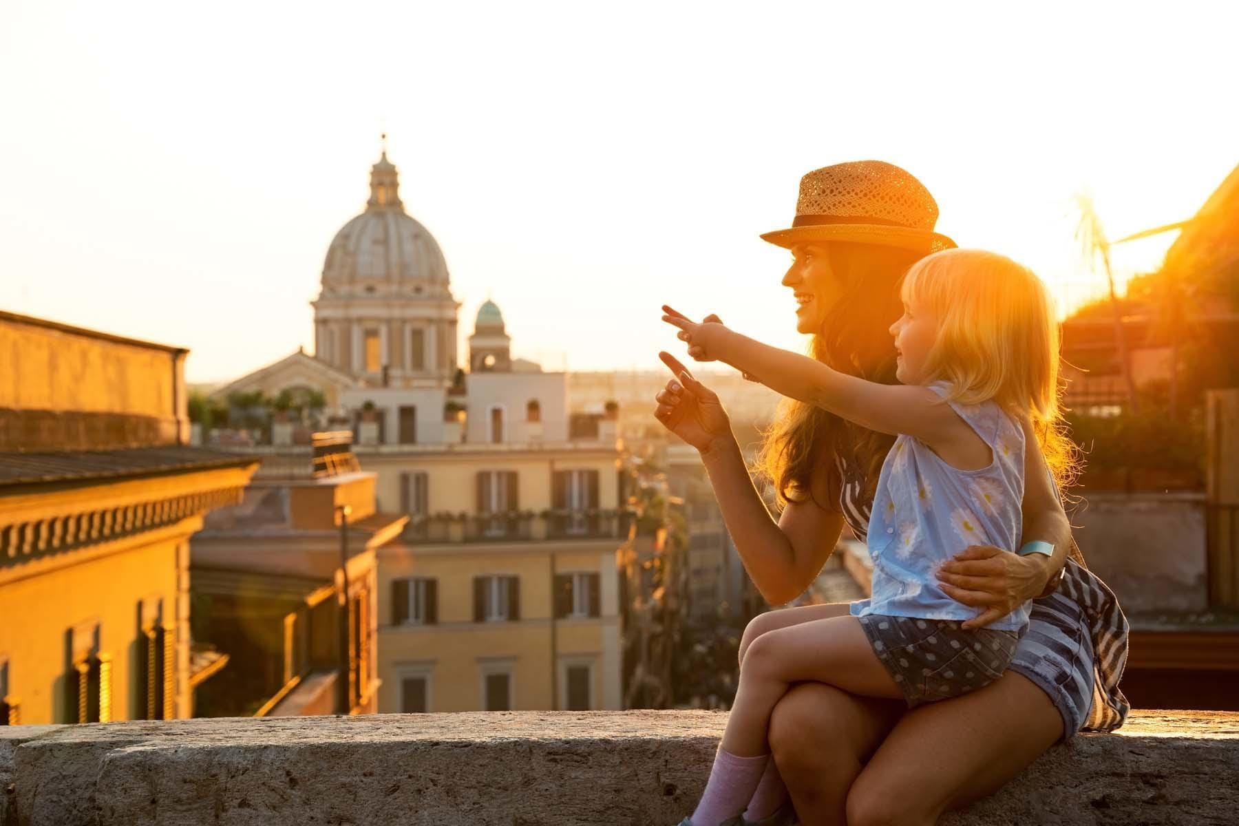 How Old Should Kids Be Before They Travel To Europe