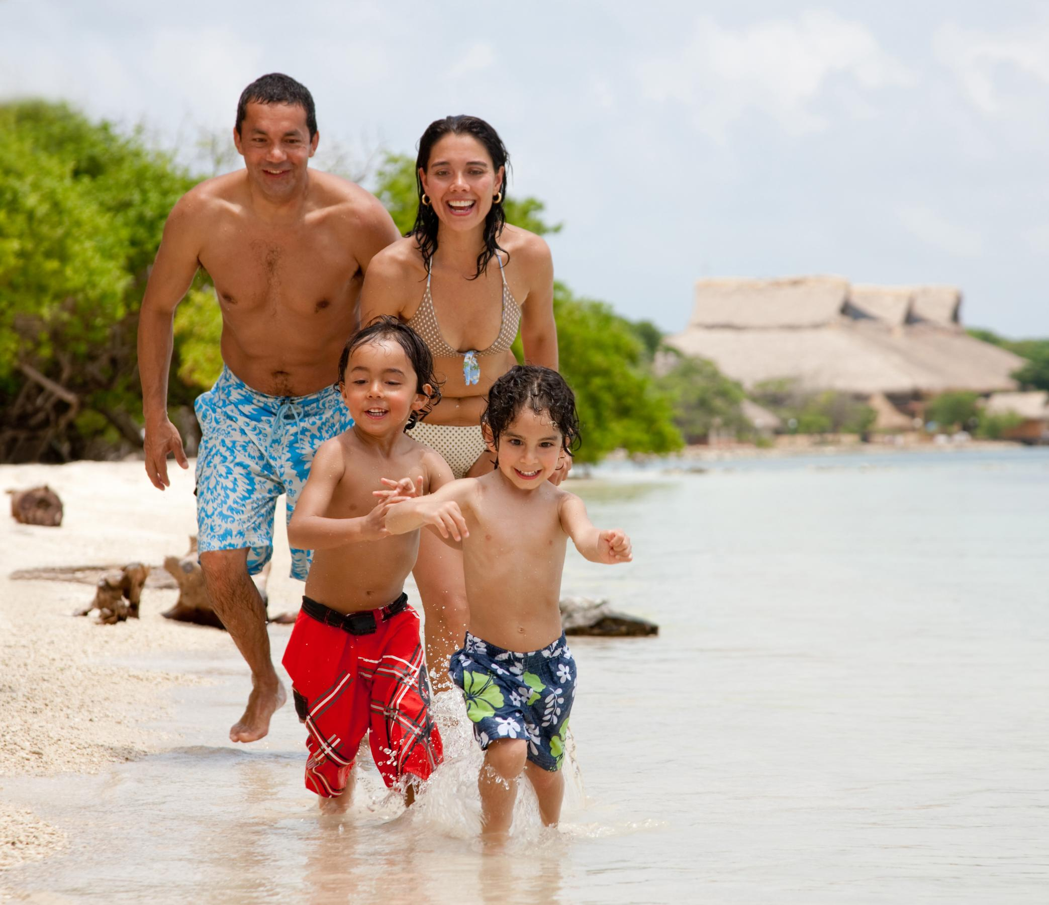 How Much Does A Family Vacation To The Caribbean Cost?