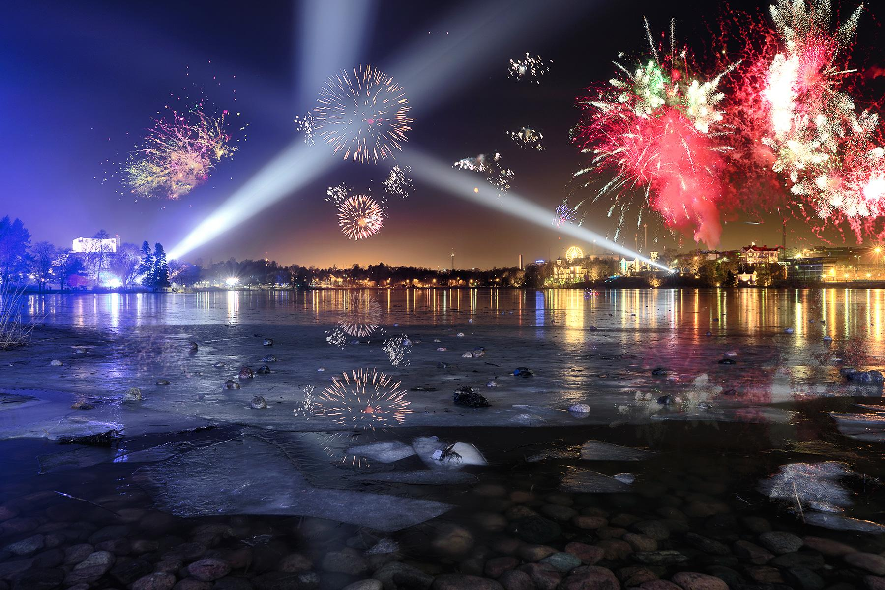 18 Best Places to Celebrate New Year's Eve