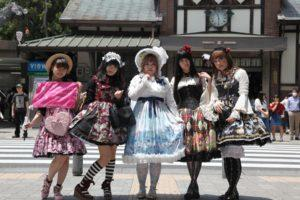 Where to Spot Tokyo's Famous Fashion and Outrageous Style Subcultures
