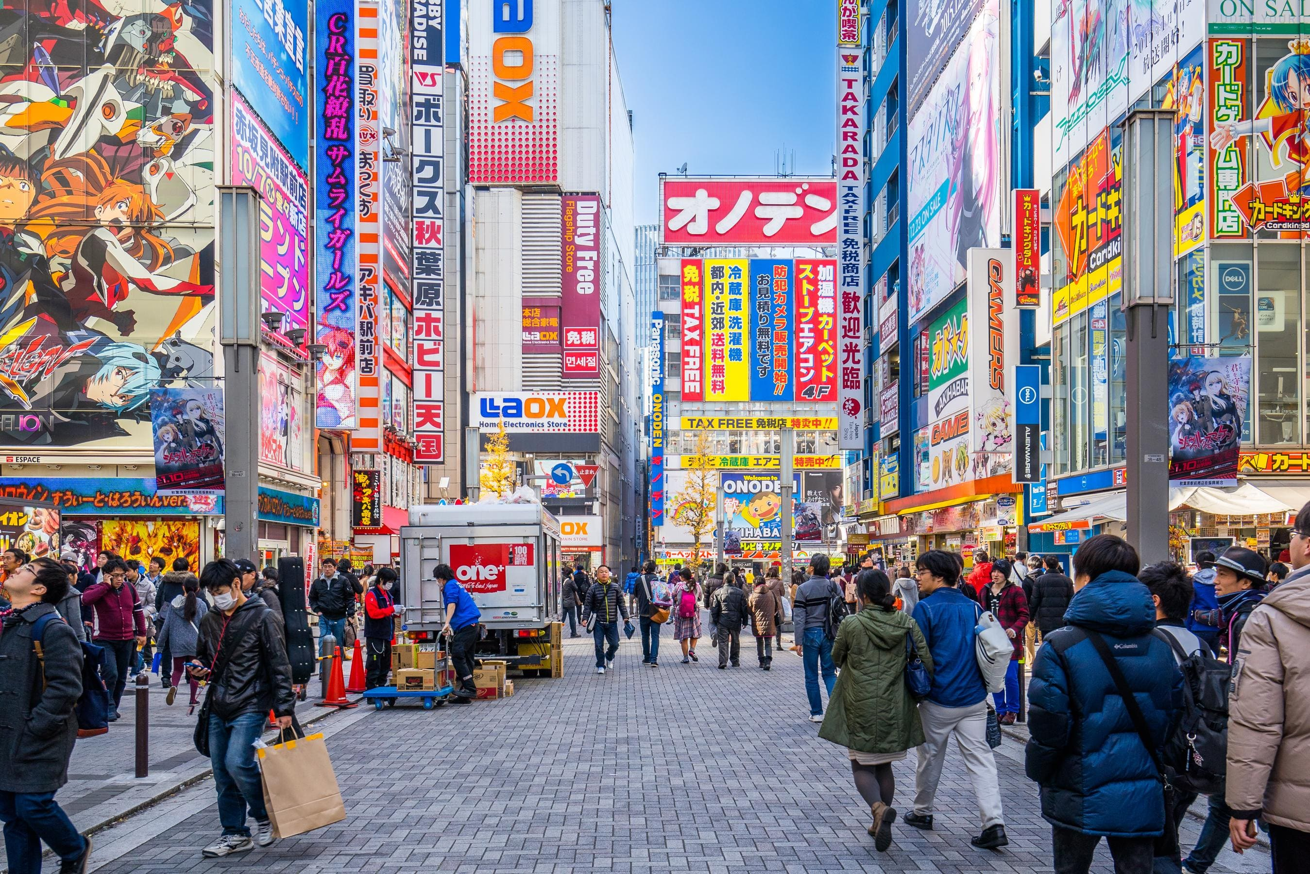 How To Find A Free Tour Guide In Japan