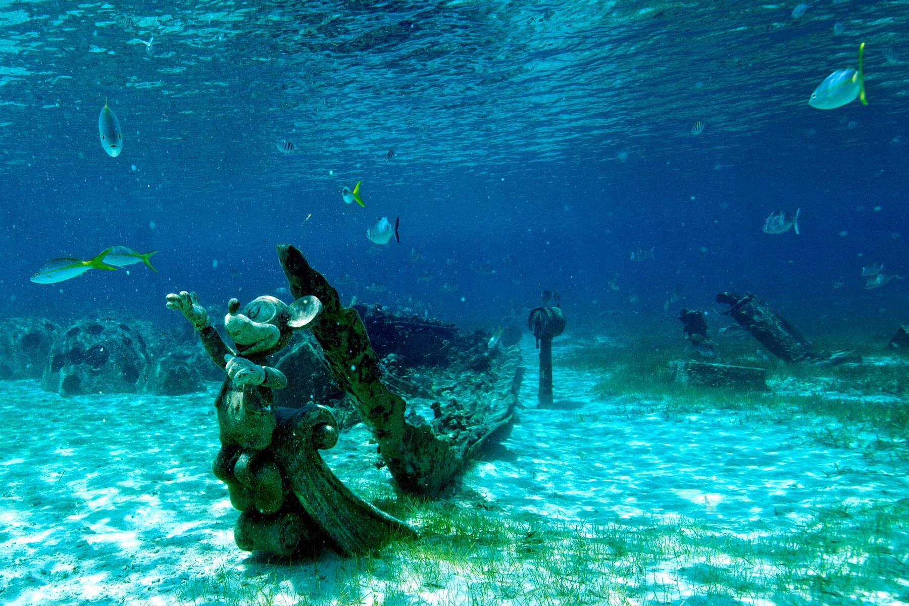 Magical Monday {Parasailing on Disney Cruise Line's ... |Castaway Cay Disney Cruise Line