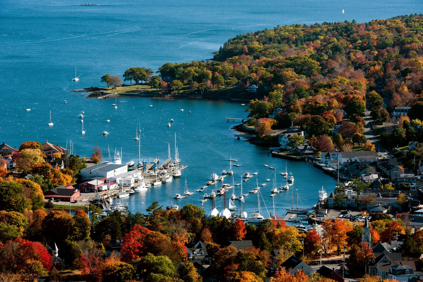 Most Beautiful Towns to Visit in New England