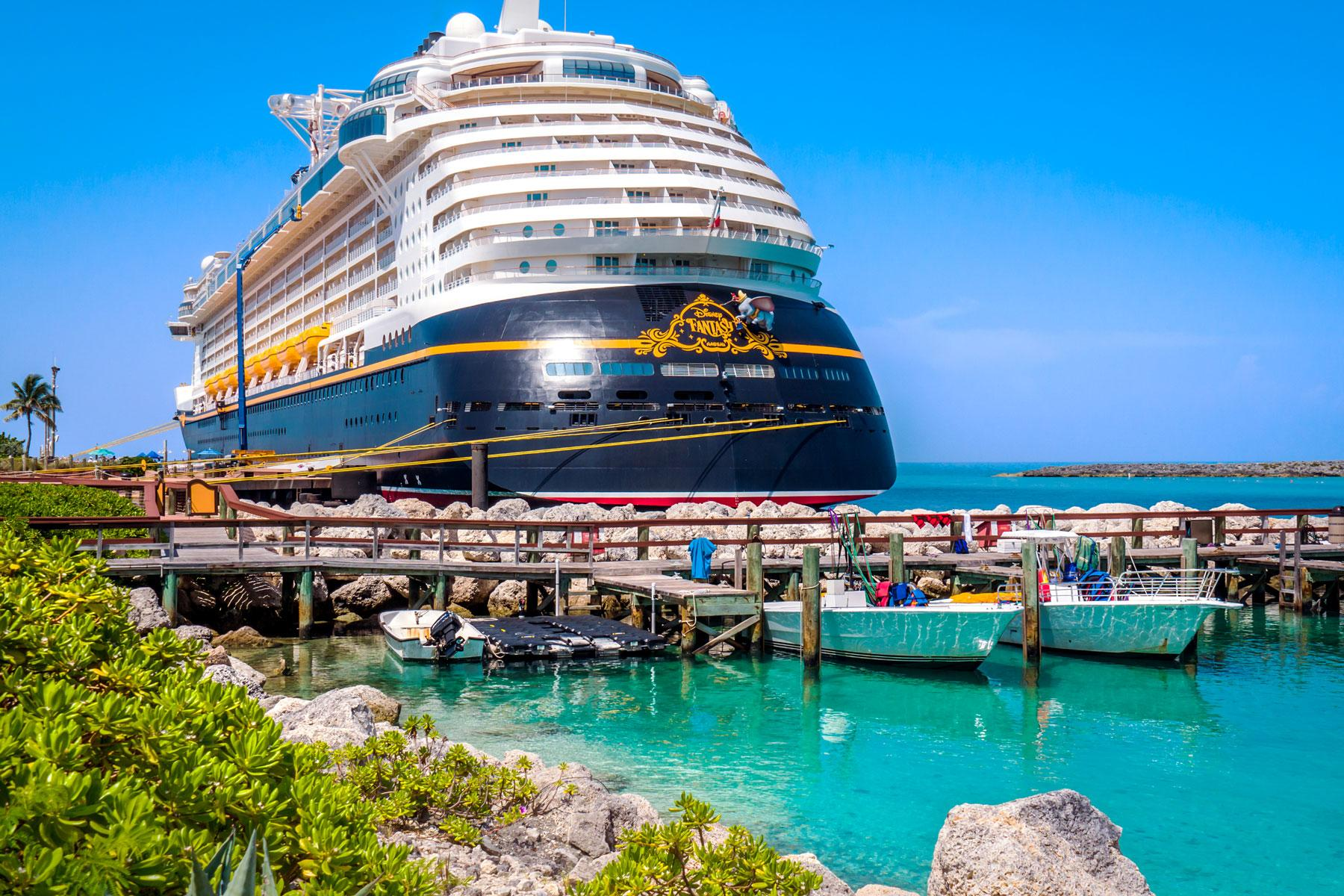 A Disney S Cruise To Castaway Cay