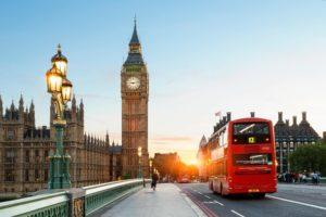 Bloody Brilliant: Fly Round-Trip to London for $300