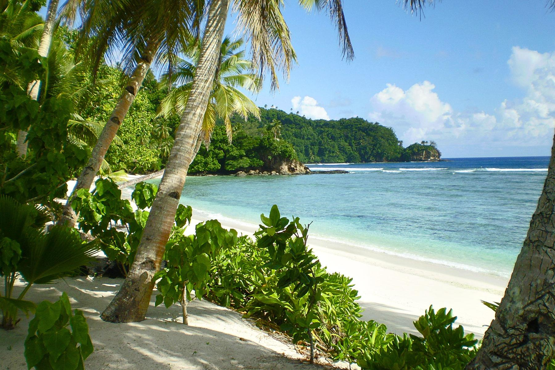 Some of the most beautiful beaches in the South Pacific's ... |Most Beautiful Beaches South Pacific