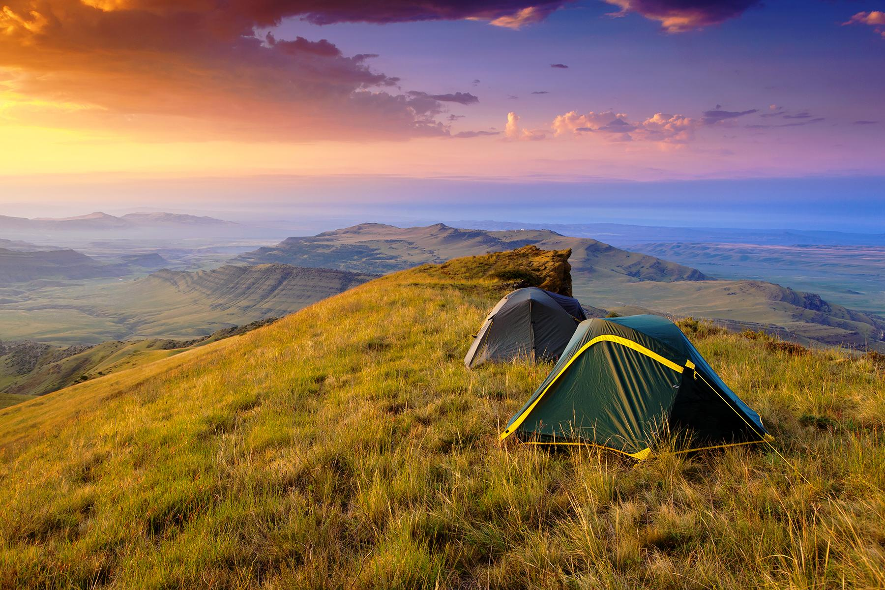 The 25 Best Campgrounds at America's National Parks