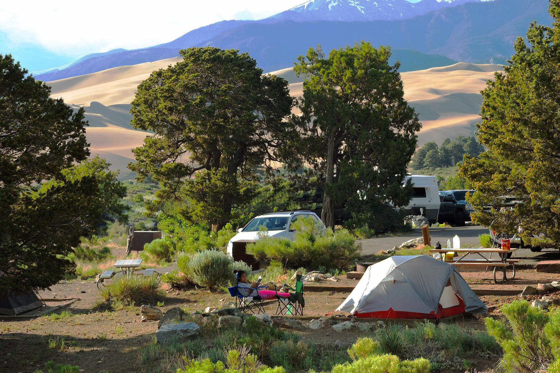 The Best Campgrounds at U S  National Parks