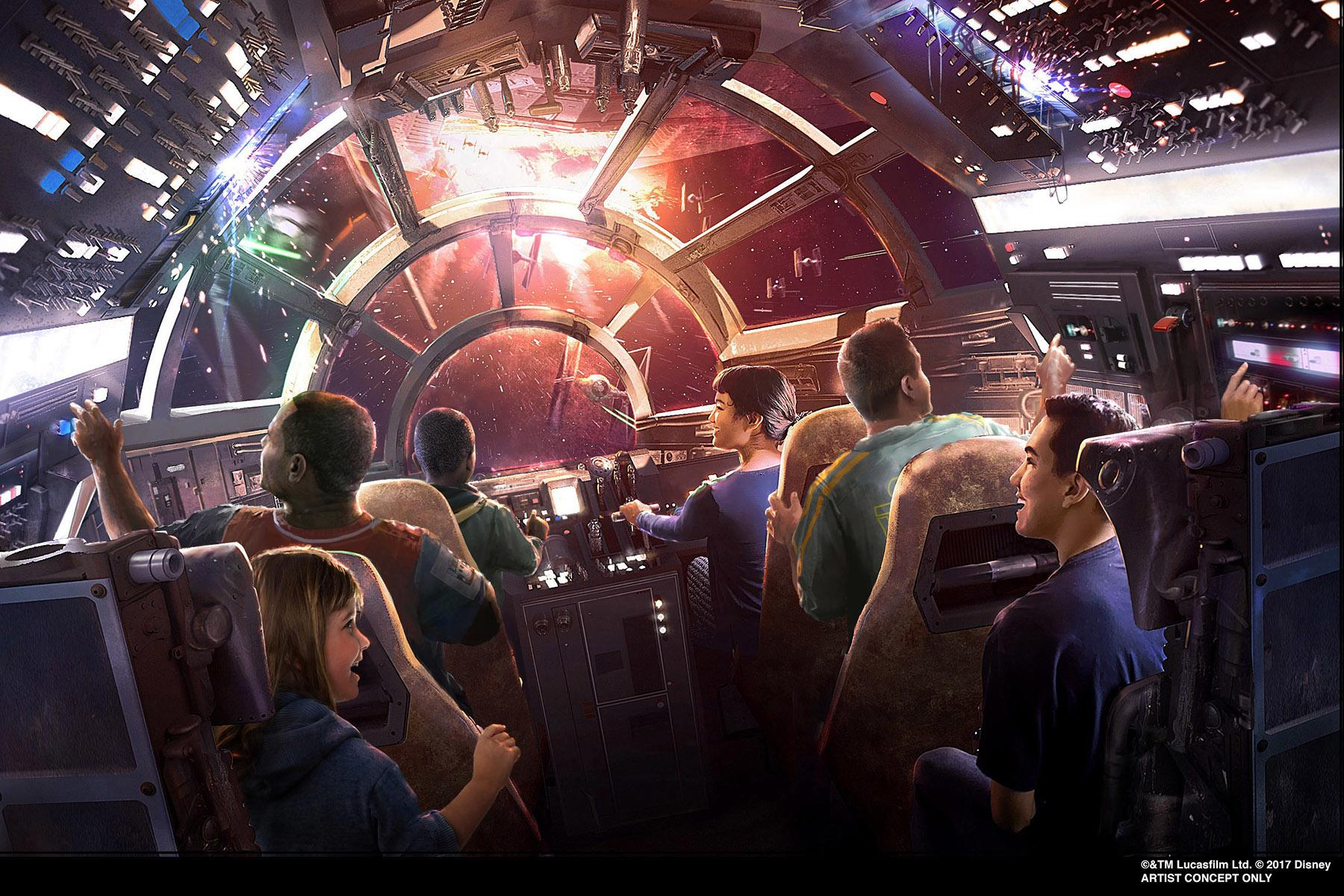 Everything We Know About Disney Star Wars Theme Park
