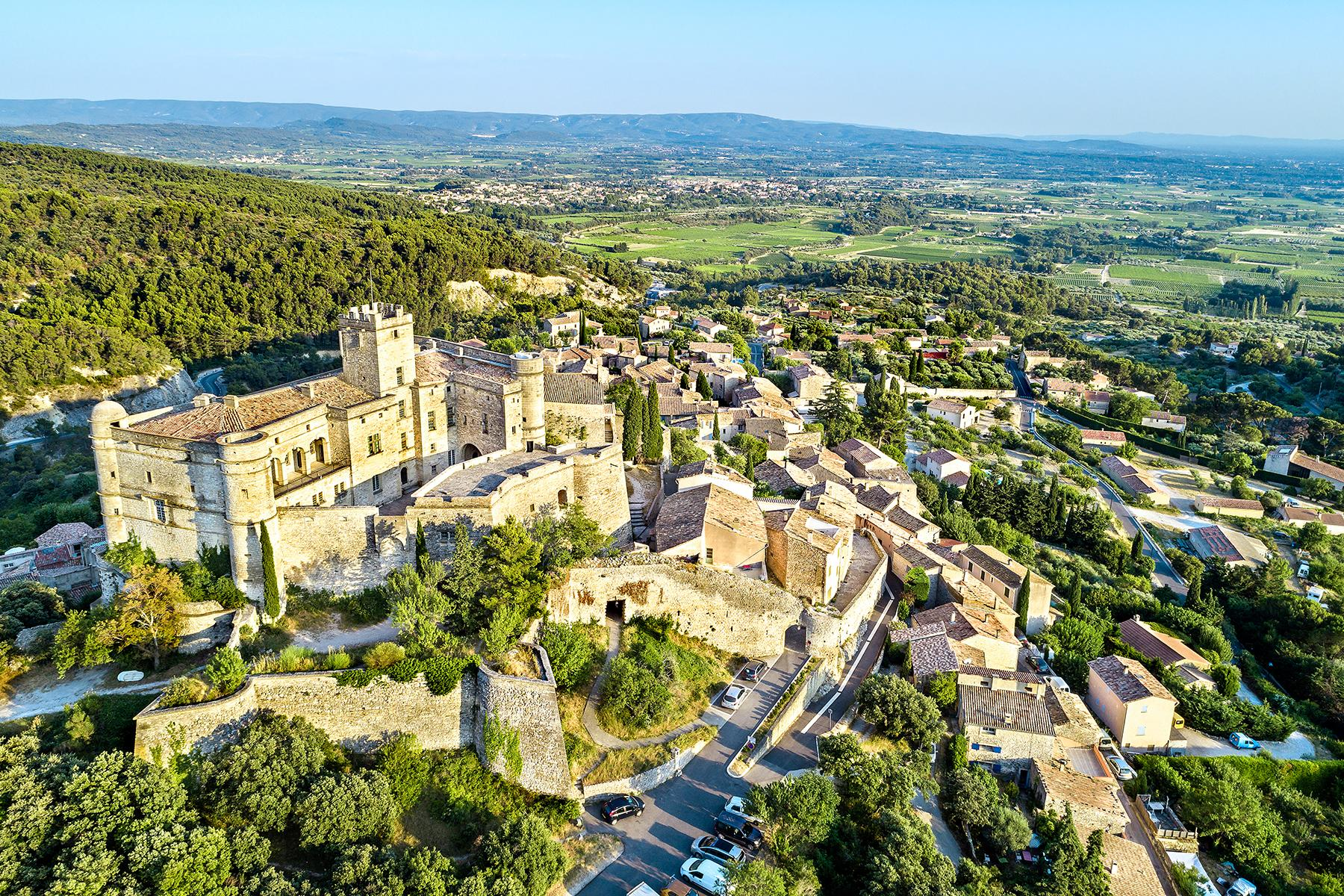 Map Of Provence France With Cities.15 Must See Towns In Provence France