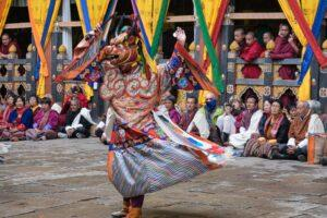 Bhutan Culture Unmasked—One Dance After the Other