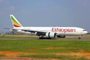 Ethiopian Airlines 737 Wikimedia