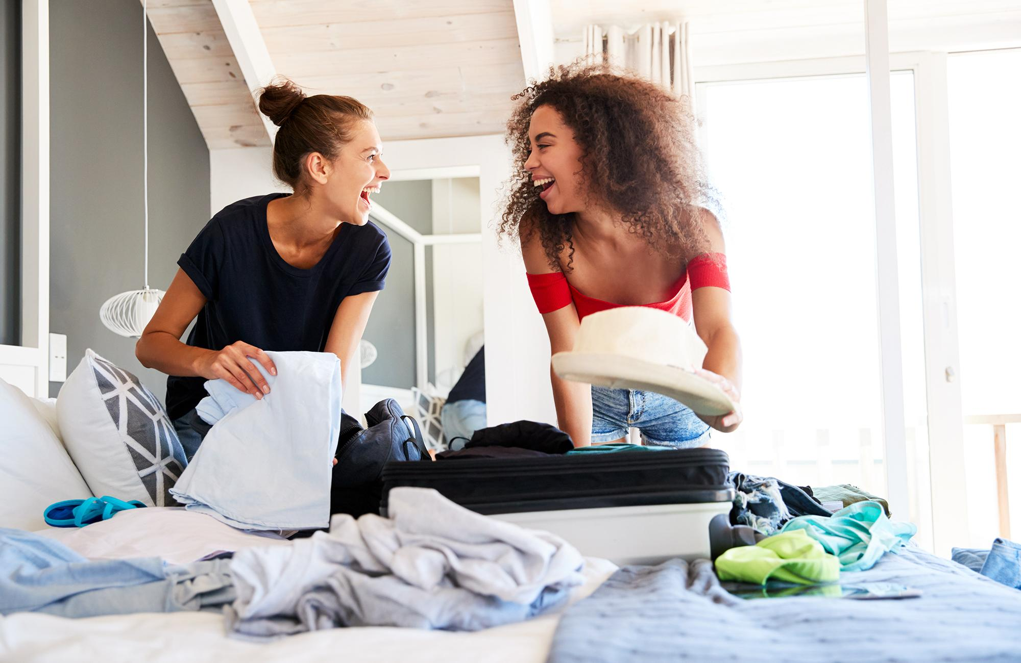 10 Hacks to Maximize Your Carry-On Space