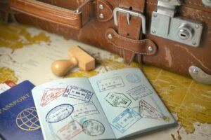 IRS passport