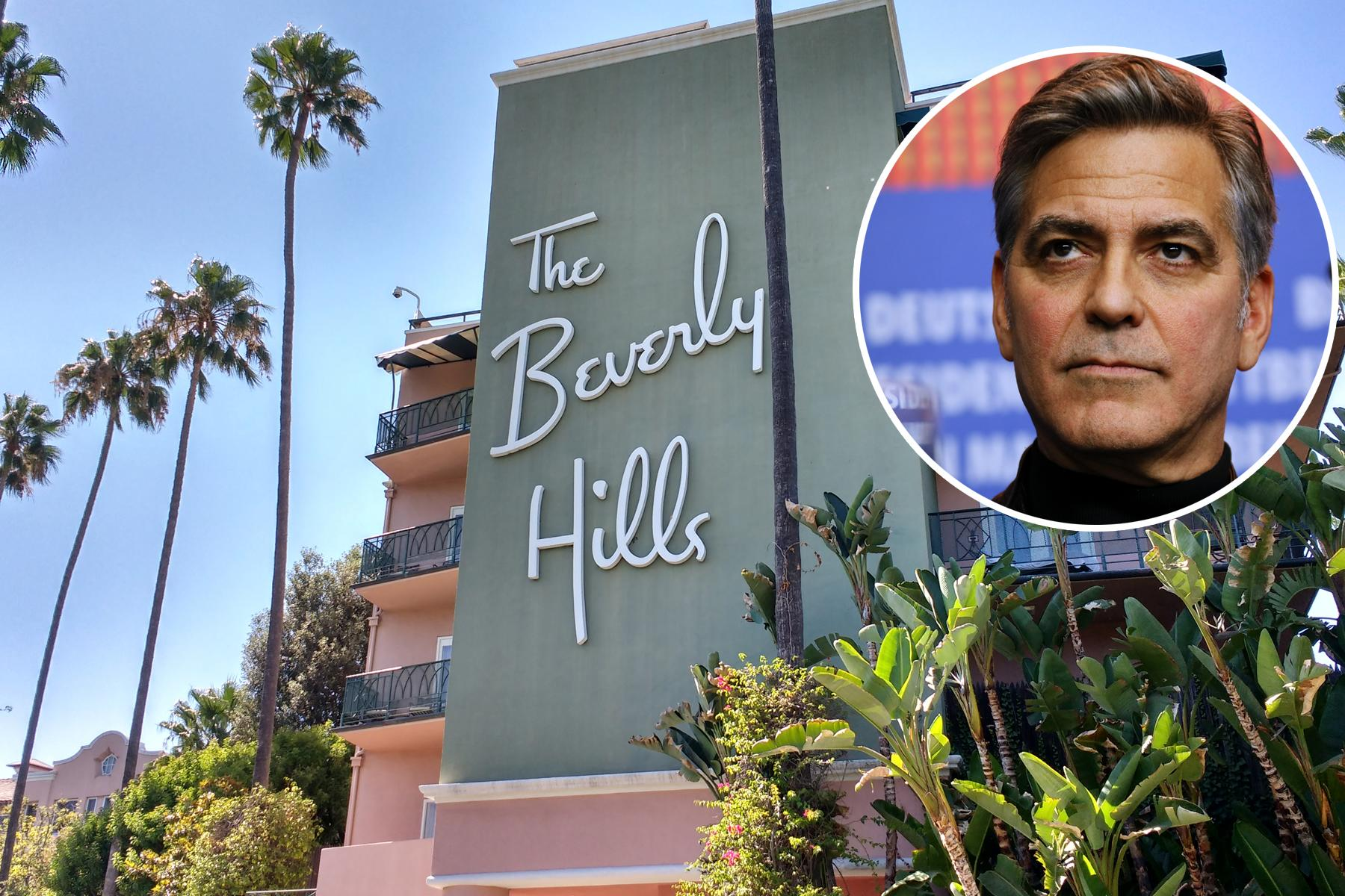 George Clooney Calls for Boycott of Hotels Owned by Sultan of Brunei After Country Introduces Death Penalty for Homosexual Acts