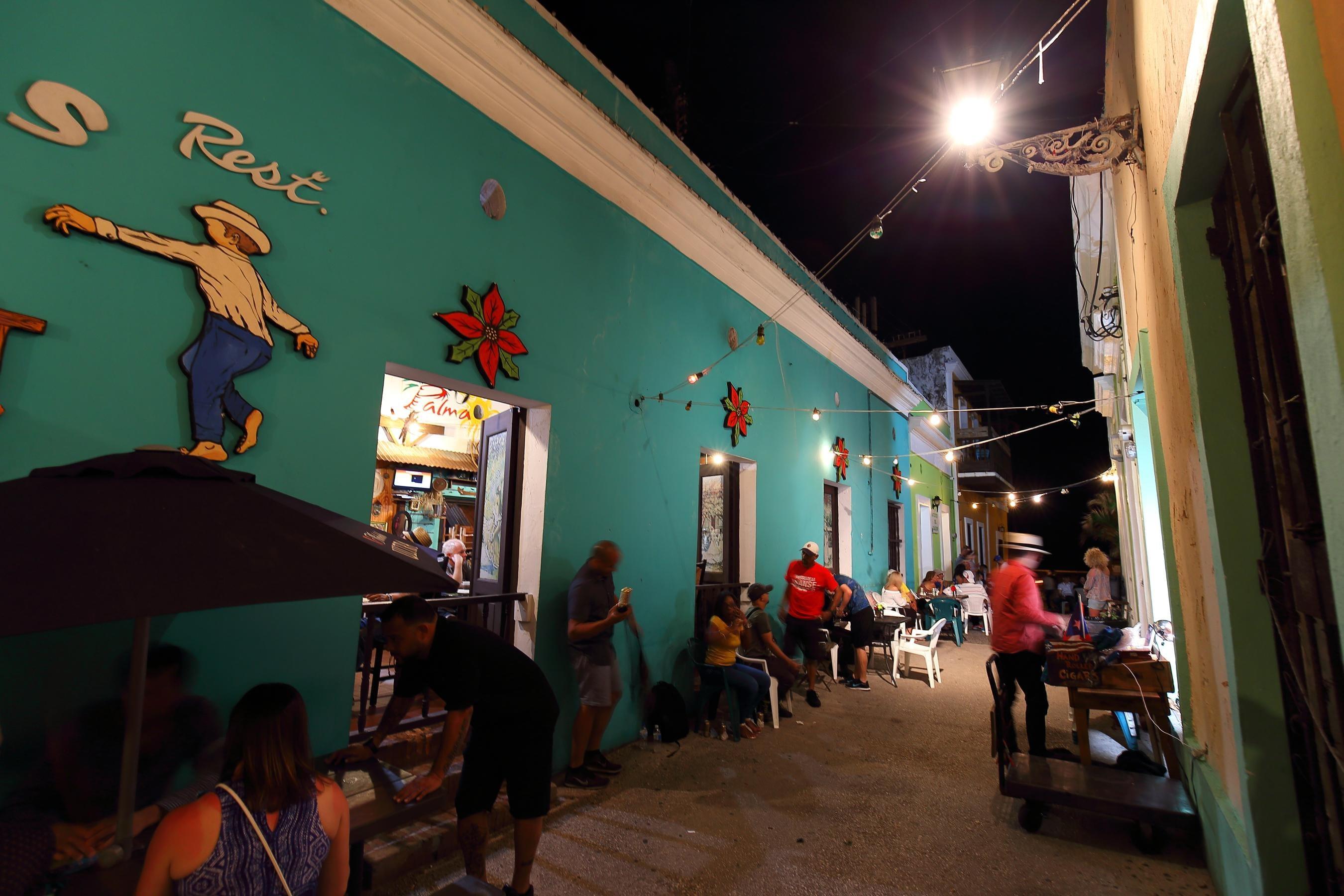 San Juan Nightlife