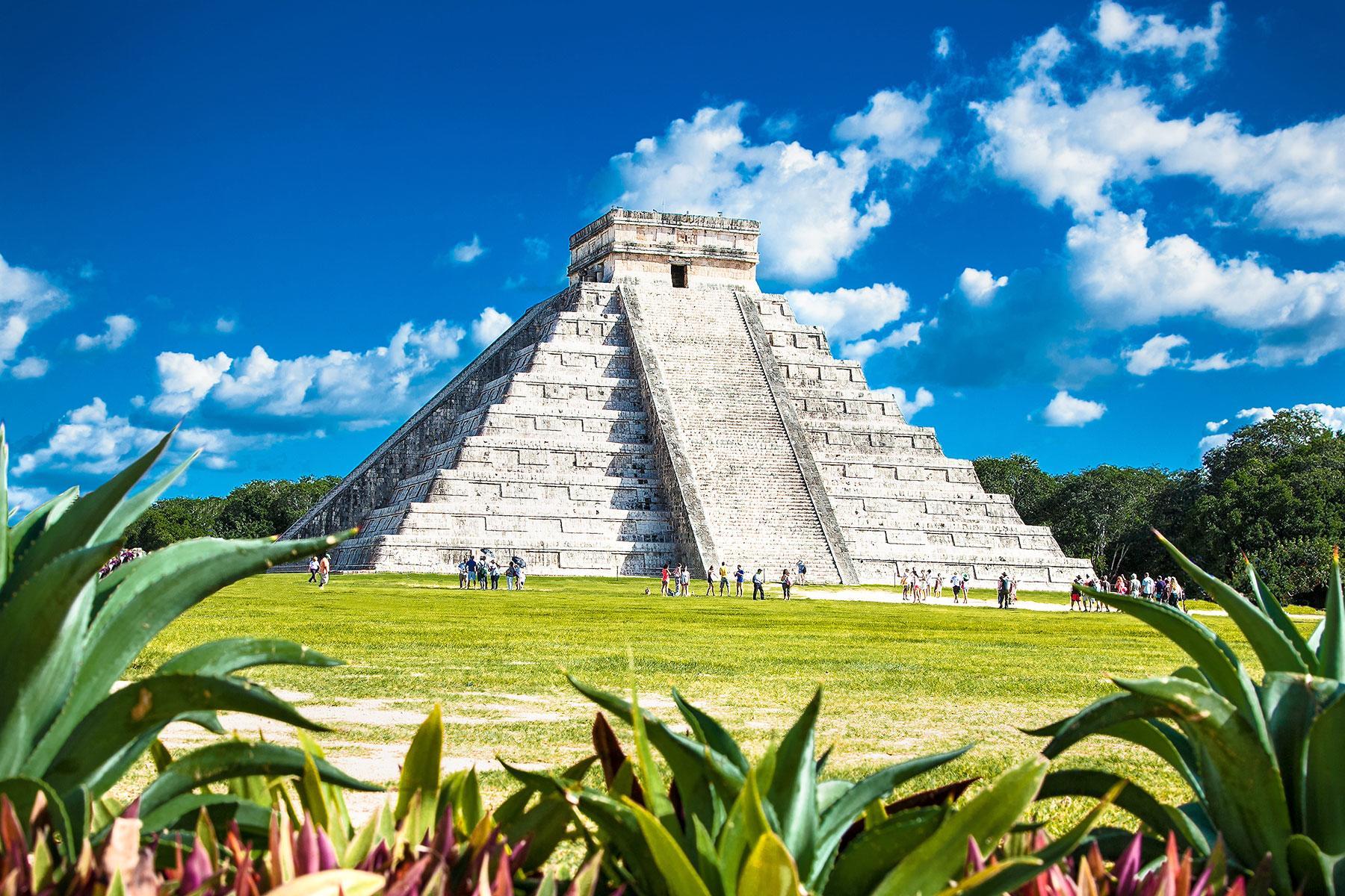 Best Mayan Ruins in the Yucatan