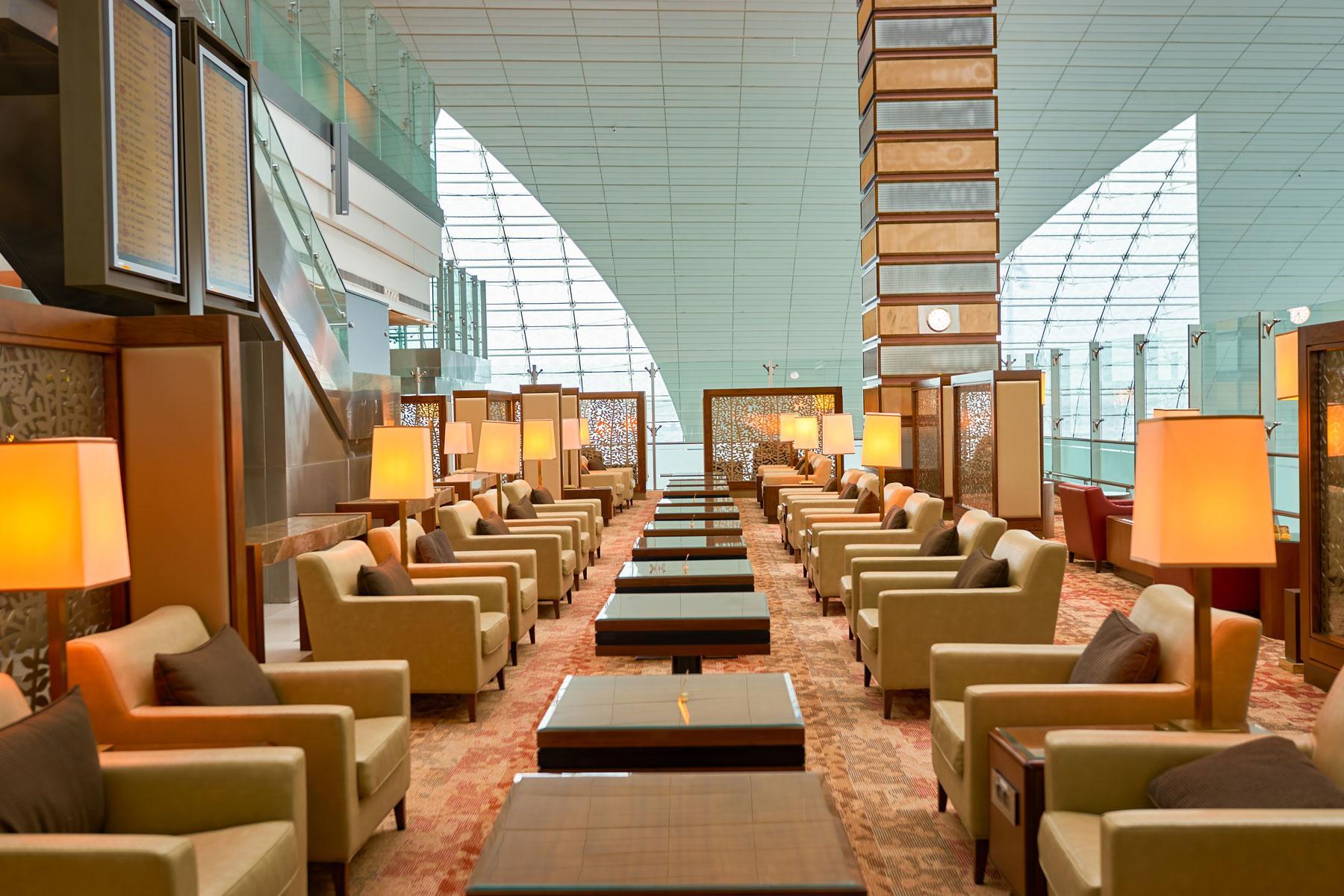 Sabiha Gokcen Airport Lounge