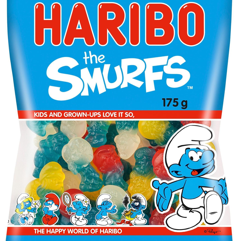 6_HariboFactoryStore_DieSchlumpfe_the Smurfs 175 g IND_s