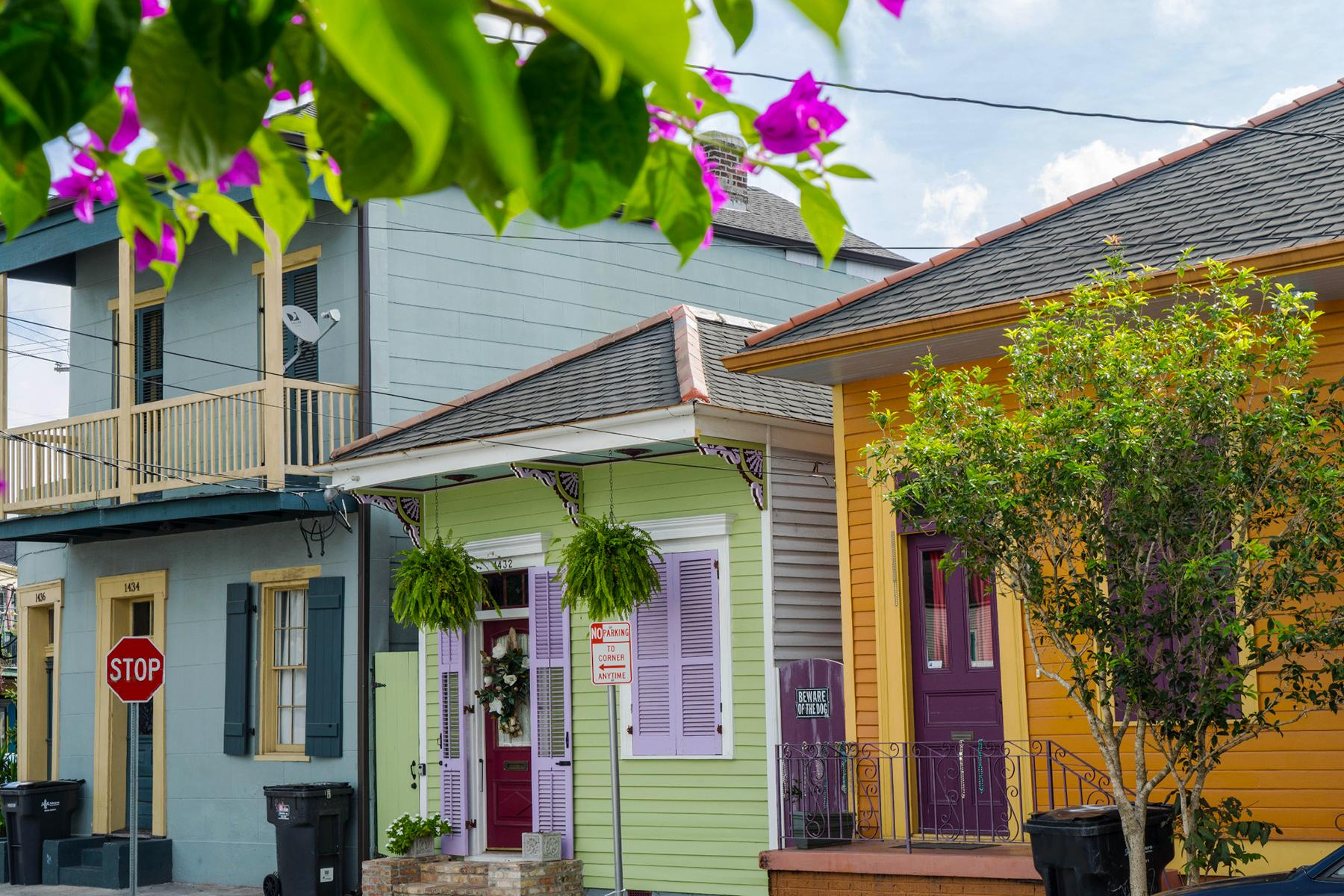Get Out of The French Quarter to Discover This Much Cooler New Orleans Neighborhood