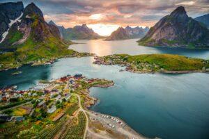 6 Epic Stops on an Incredible Viking Ocean Cruise Through Coastal Norway