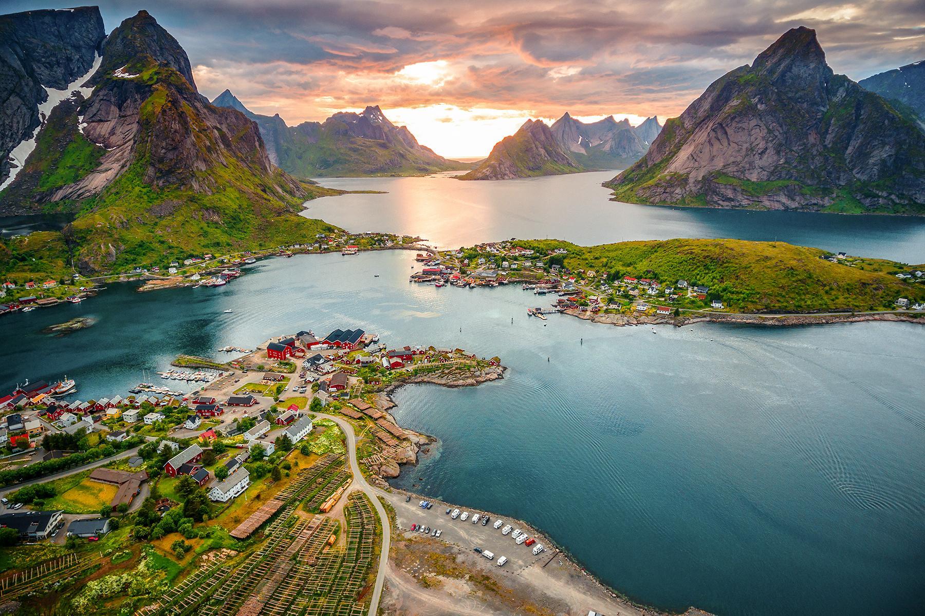 6 Epic Stops on an Incredible Viking Ocean Cruise Through