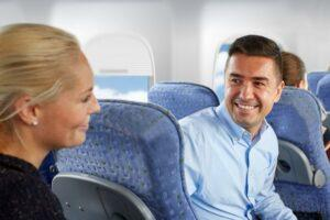 How to End a Conversation With an Annoying Plane Seatmate