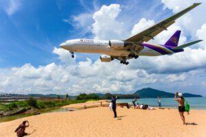 plane beach 1