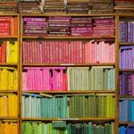 01_WhatToBuyInNYC__BooksAtTheStrand_Strand Third Floor Books by the Foot