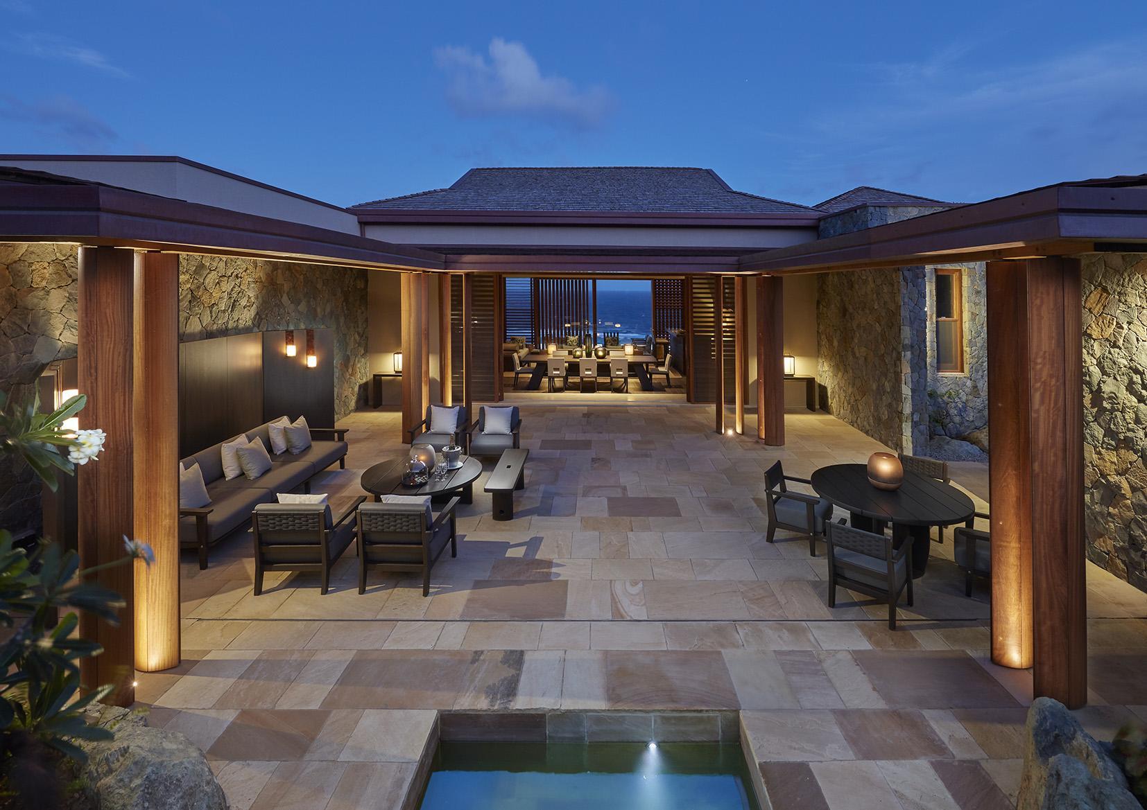 The Caribbean Island Where the Billionaires Go to Escape the Millionaires