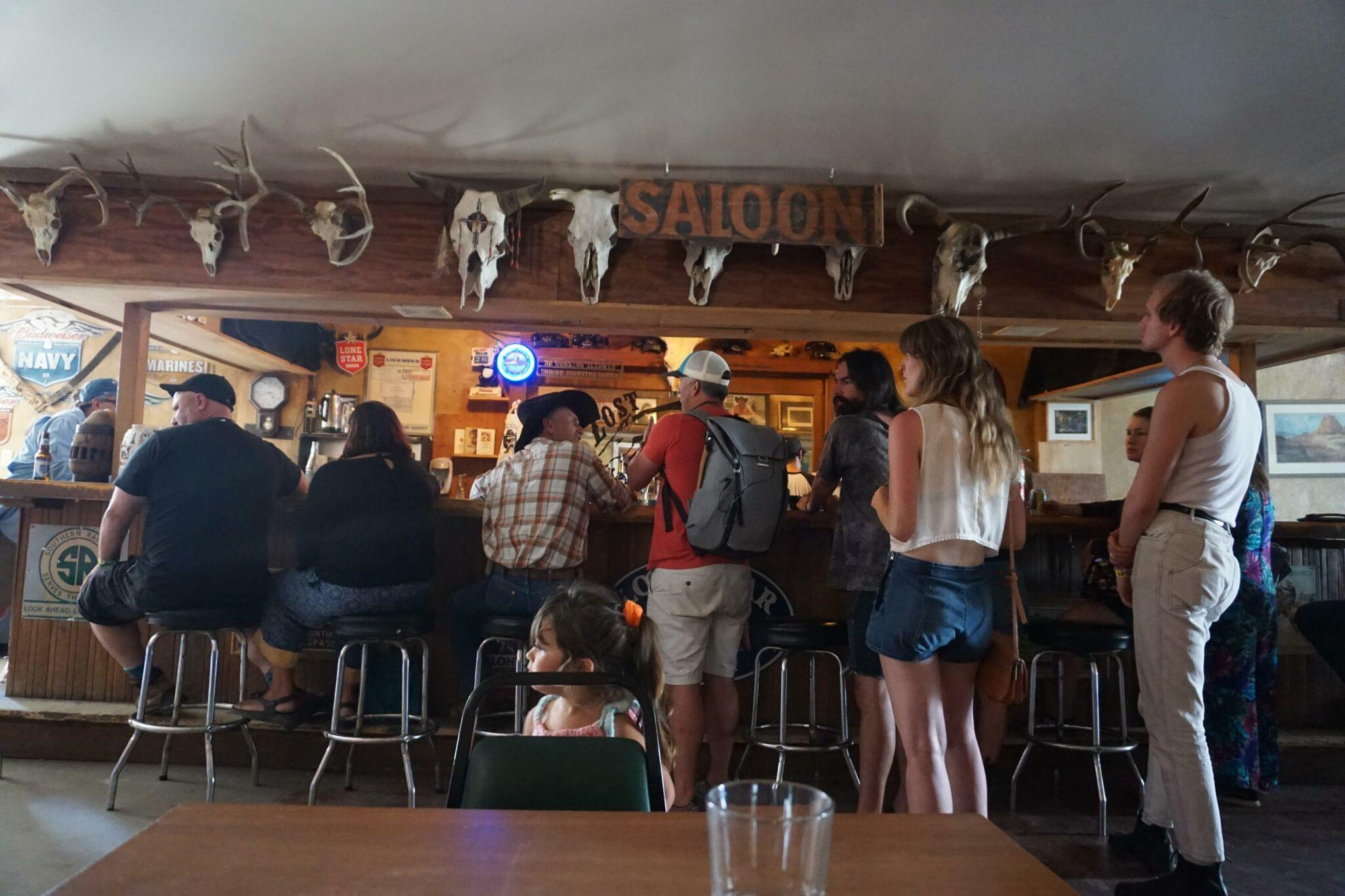 The Lost Horse Saloon
