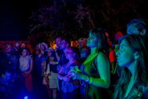 Marfa Myths, Crowd at the Capri