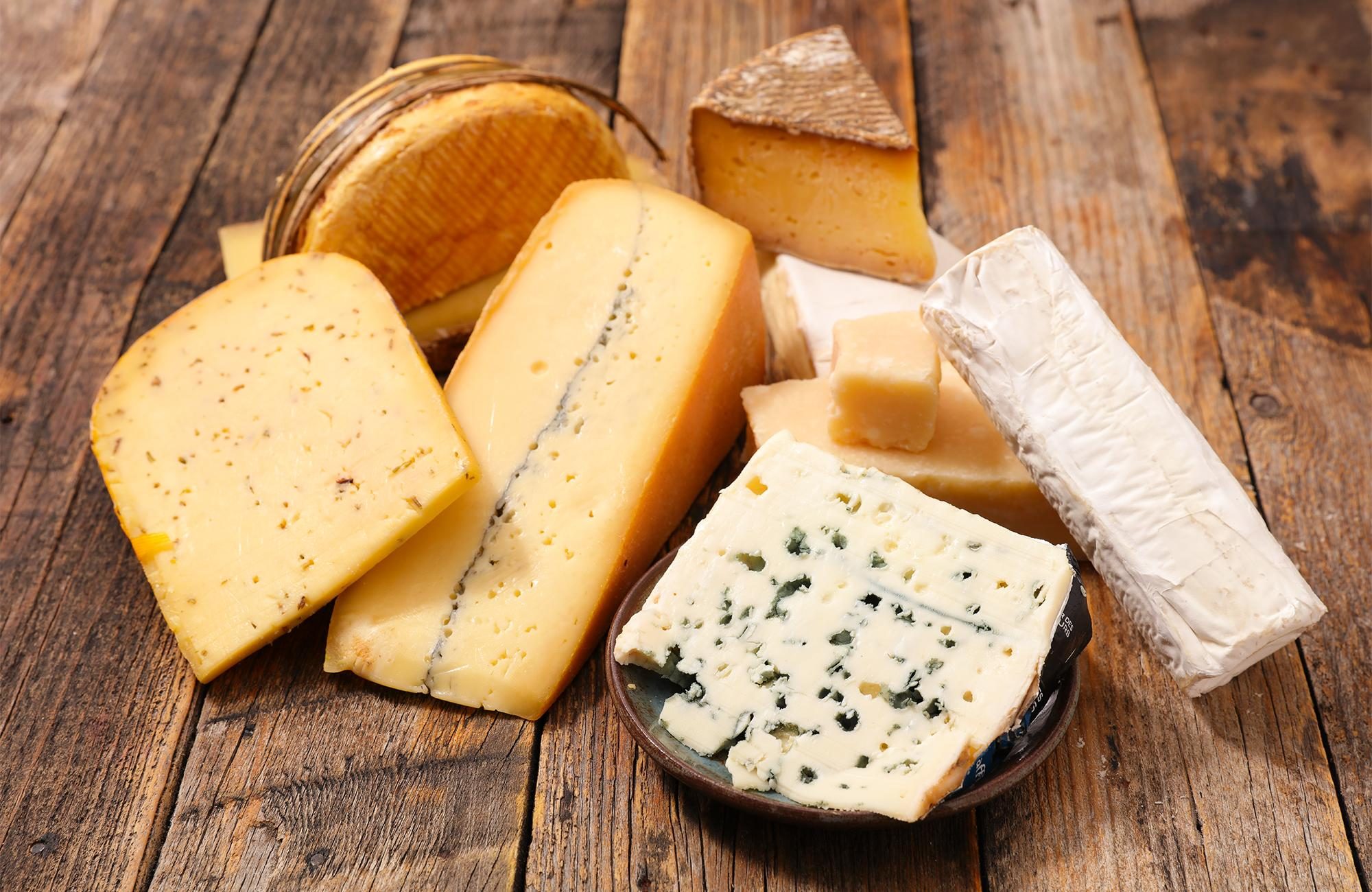 9 French Cheeses You've Probably Never Heard of