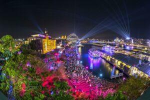 Inside the Festival That Turns Sydney Into Burning Man
