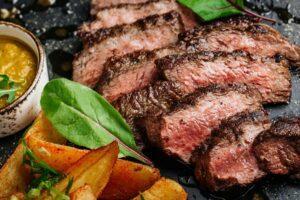 airport steak