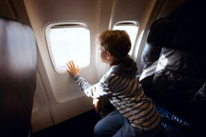 Is It Ever OK for Children to Fly Business Class?