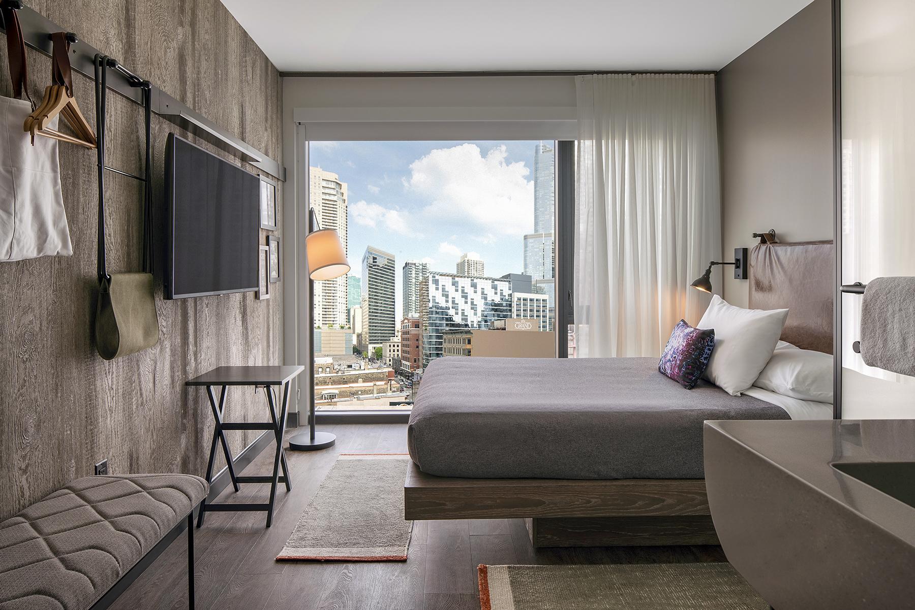 Sexy Hotel Amenities