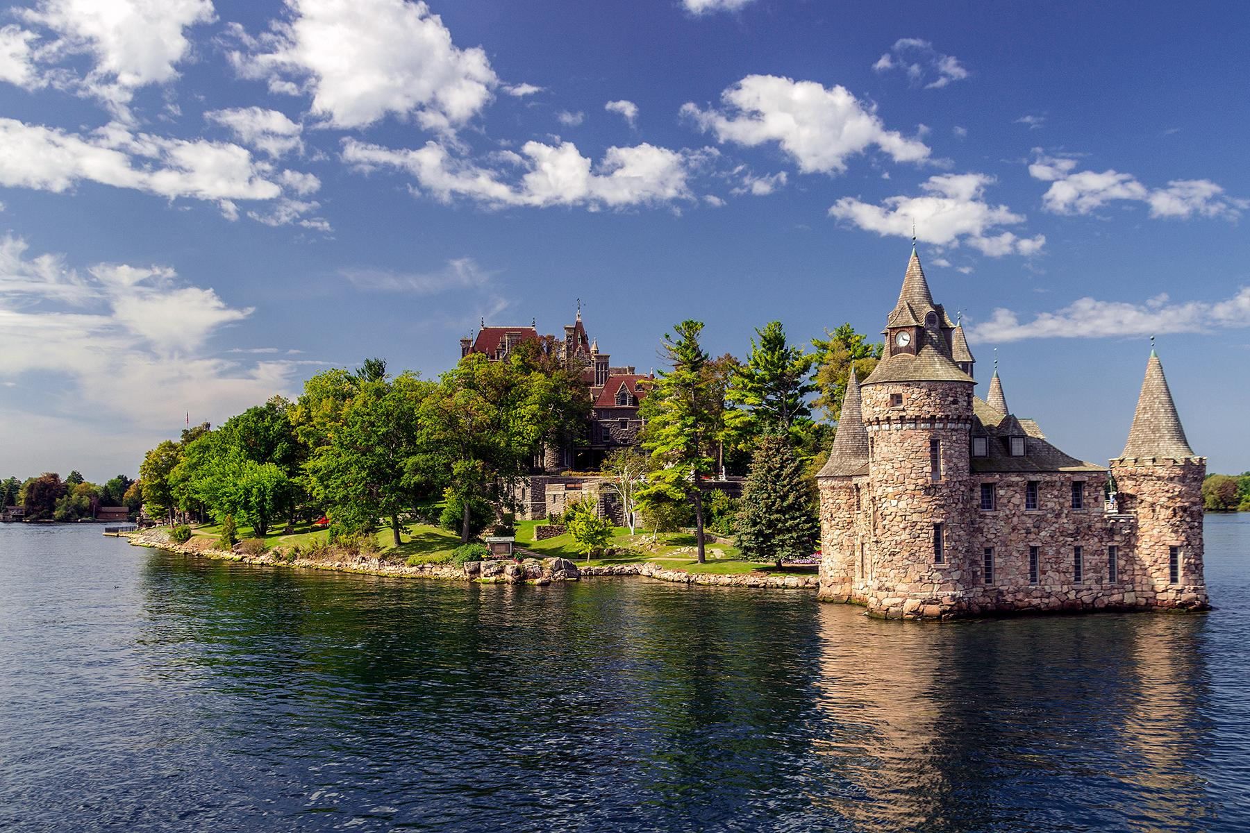 Castles to Visit in the U.S.