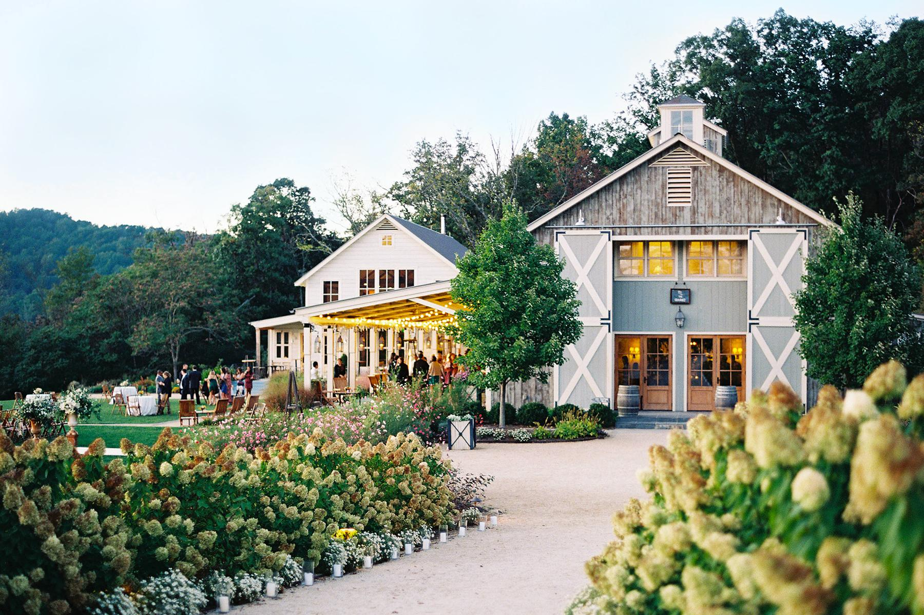 Rustic Destination Wedding Venues in the U.S.