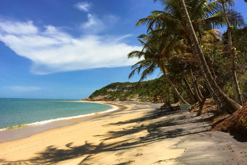 Praia do Espelho Is the Best Beach in Brazil