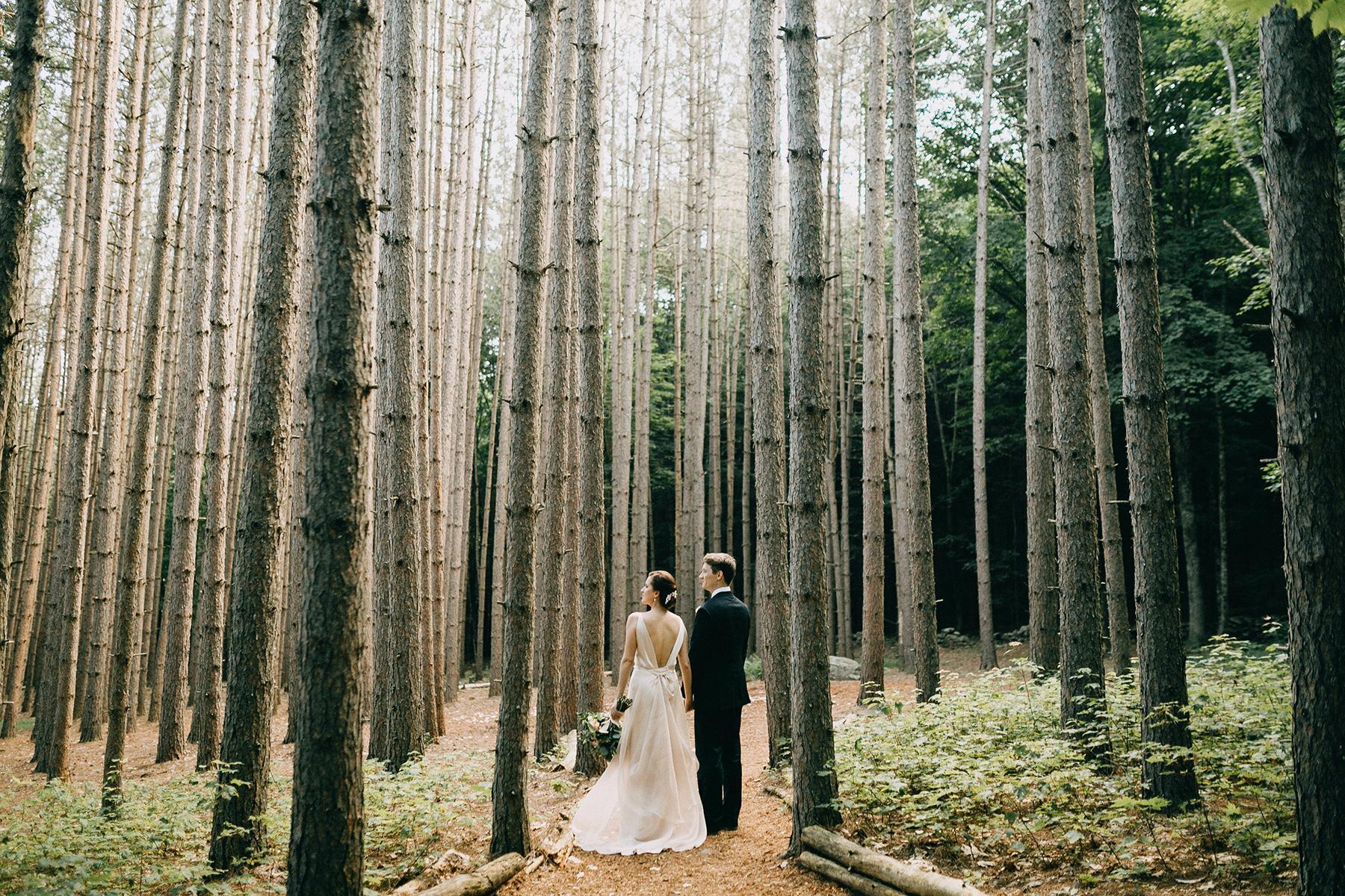 Rustic Destination Wedding Venues in the U S