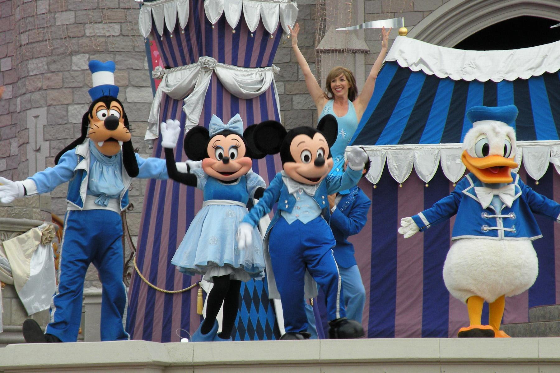 Secrets of a Disney Park Character