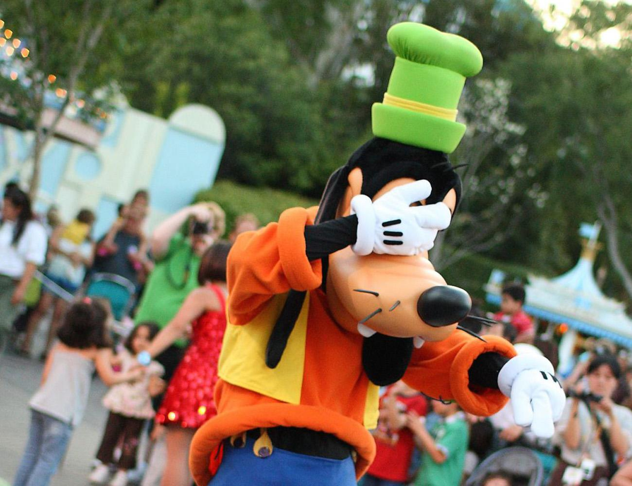 Secrets of a Disney Park Character