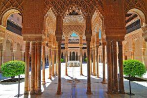 A Walk on Granada's Moorish Side